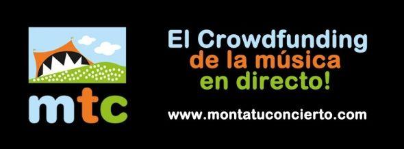 Organiza conciertos sin riesgos con MontatuConcierto.com