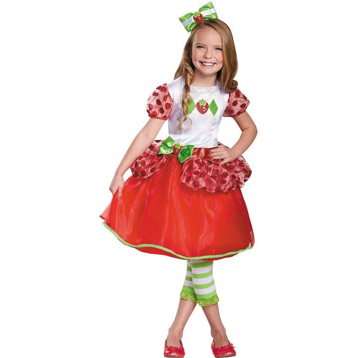 Strawberry Shortcake Dlx 3t-4t
