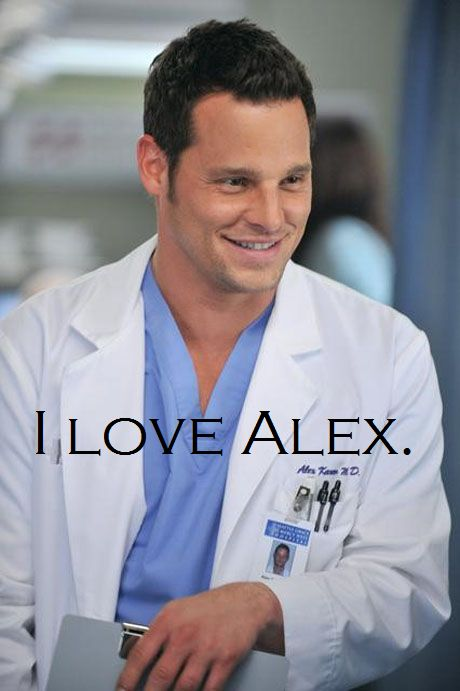 Day 1 of the Grey's Anatomy Photo Challenge - Favorite Male Character. Dr. Alex Karev is my favorite male character.  I adore his character!