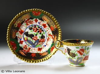 Spode cup and saucer 1875-1890