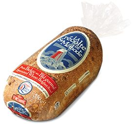 Pain belge au blé germé // Sprouted wheat belgian bread