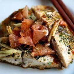 Denny Chef Blog: Tonno al vapore con zenzero e salsa di soia