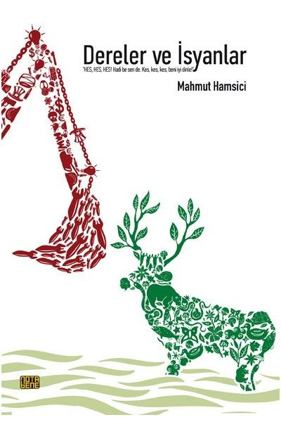 Türkiye'de son dönemlerin önemli tartışma konularından HES'lerle ilgili ilk kitap Nota Bene Yayınları'ndan yayınlandı. Gazeteci Mahmut Hamsici'nin imzasını taşıyan 'Dereler ve İsyanlar'da kamuoyunun HES'lerle ilgili merak ettiği tüm bilgilerle Hamsici'nin Türkiye'nin dört köşesinden aktardığı gözlemler ve yaşam haklar için mücadele edenlerin hikâyeleri yer alıyor.