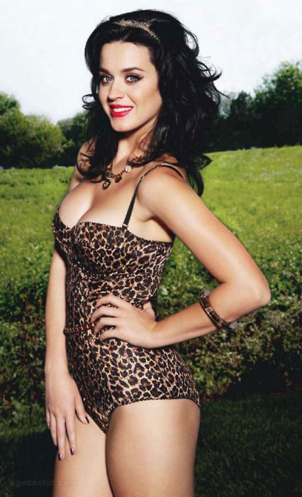 Katy perry we have the same body shape and i would like to get down