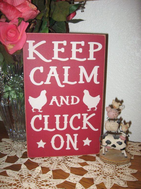 Chicken signChicken coopchicken wall by PattisCtryWoodcraft