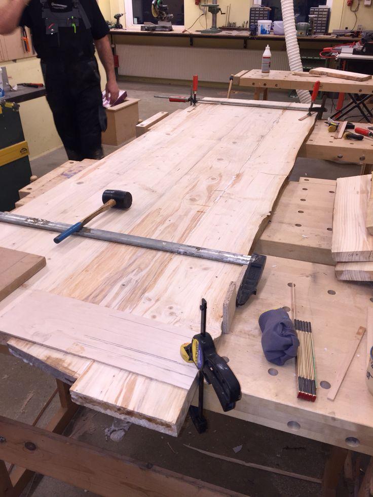 Stort plankebord upcoming. Snart færdigt