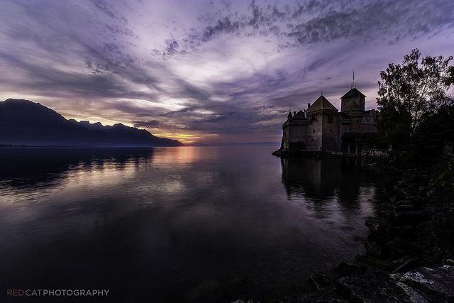 Chillon Castle Montreux - Switzerland