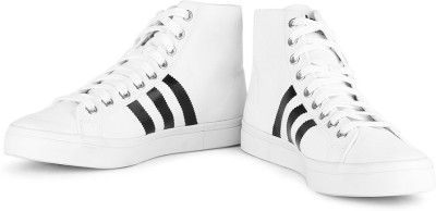 Adidas COURTVANTAGE MID Sneakers - Buy Ftwwht, Cblack, Metsil Color Adidas COURTVANTAGE MID Sneakers Online at Best Price - Shop Online for Footwears in India | Flipkart.com