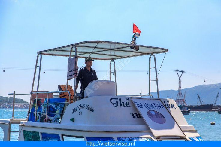 Морской кураж - тур в Нячанге по южным островам Хон Мот и Хон Мун. Прогулка на яхте с прозрачным дном, снорклинг, аниматоры и диджей, караоке и дискотека.