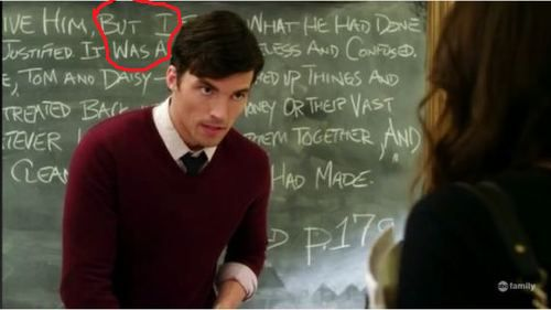 """'Pretty Little Liars': Why Ezra is not 'A'"" I'll be so excited if he's not A. I really want to love him... it must be lies!!"