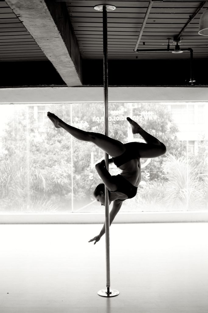 Will join pole dancing soon