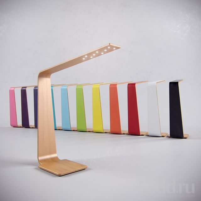 Tunto Led4 in various colors