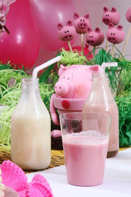 Coqueteis de frutas para festa infantil / DIY, Food, Drink