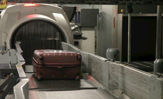 Conheça o caminho: Sua mala percorre até 5 km de esteiras no aeroporto de Guarulhos