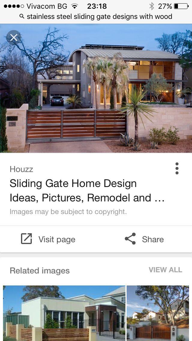 28 best Entrance gate images on Pinterest | Entrance doors, Entrance ...