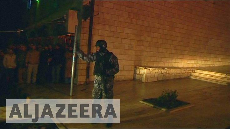 Jordan: Deadly siege of al-Karak castle ends