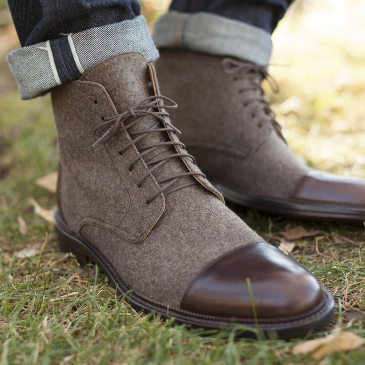 Your Man Needs to be More Fashionable. Complete His Look This Winter—Shoes, Boots and Accessories. Taft Has You Covered. **SPECIAL PRE-ORDER PRICE**