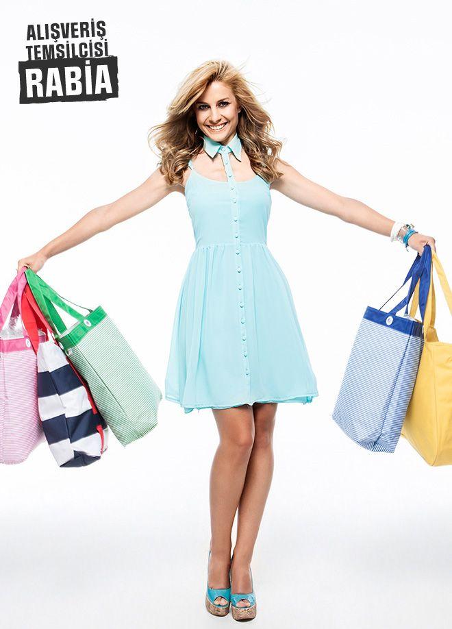 gnçtrkcll ile Yaz Modası Askılı yakalı düğmeli şifon elbise Markafoni'de 74,90 TL yerine 34,99 TL! Satın almak için: http://www.markafoni.com/product/4466620/