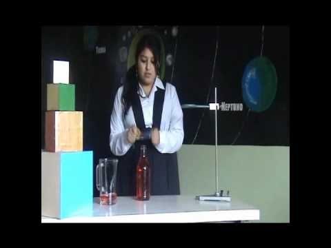"""Proyecto de Física realizado por alumnas del Colegio """"Santa Mariana de Jesús"""" (Loja - Ecuador)"""