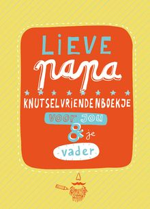 Lieve papa (uitgeverij Snor)
