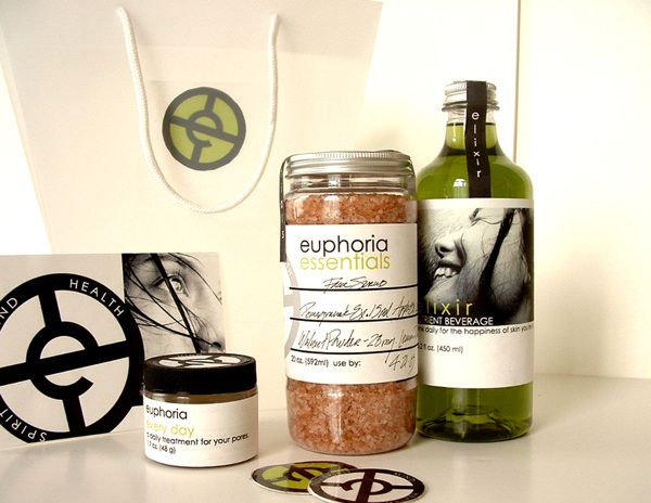 Natural Beauty Products Brand And Concept By Heather Storer Via Behance