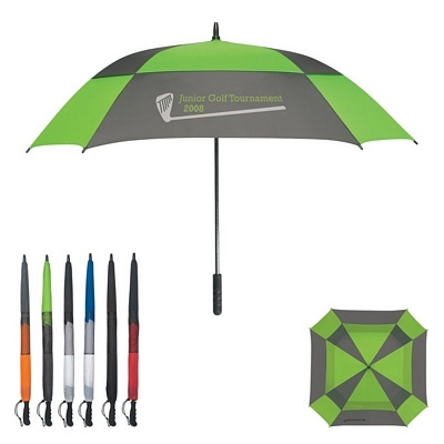 "Promotional 60"" Arc Square Umbrella 