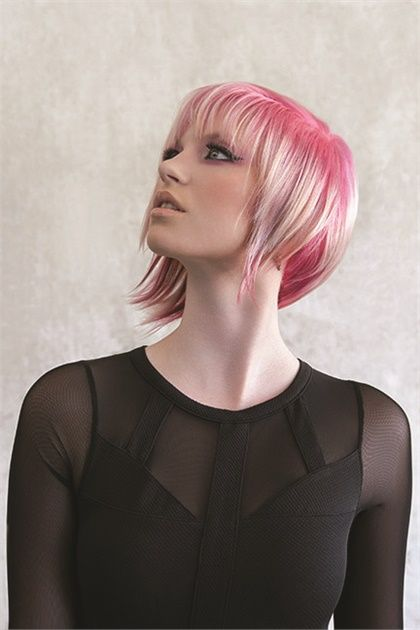 Pink Gradient Color Formula from ColorDesign - Hair Color - Modern Salon