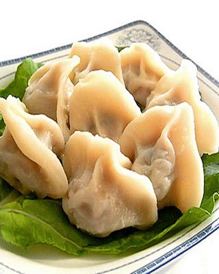 Halal Chinese Food - Chicken Dumpling