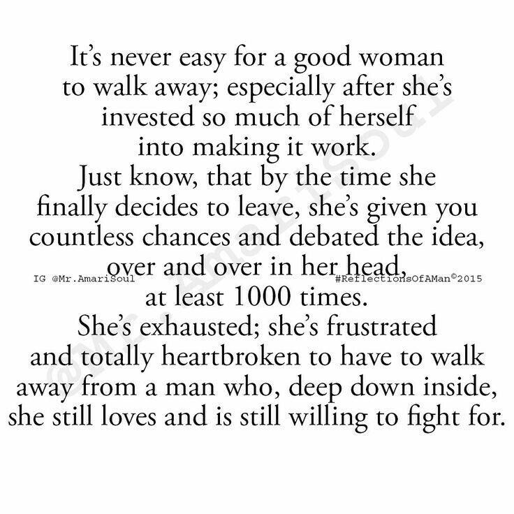 It was not easy.