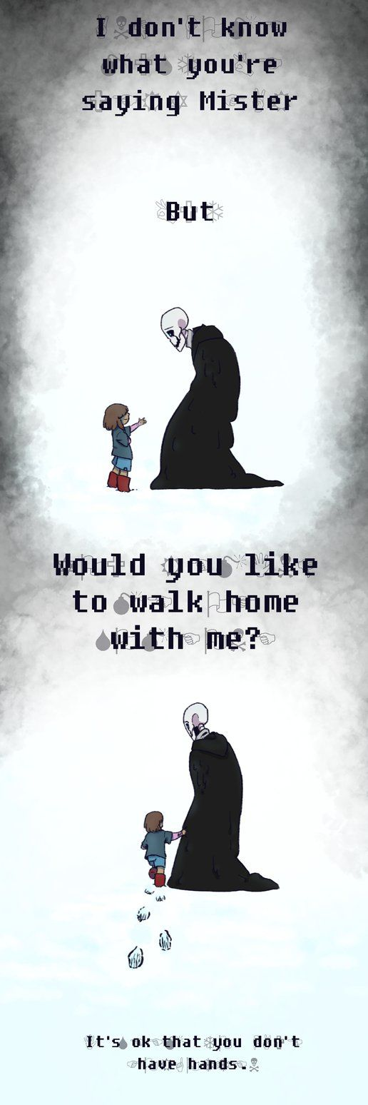 guys, guys listen, shhhhh, listen!!! Skele-Dad Gaster we need more dad Gaster with his skelesons. also i know he has those crack things but i HC those as being from the incident.