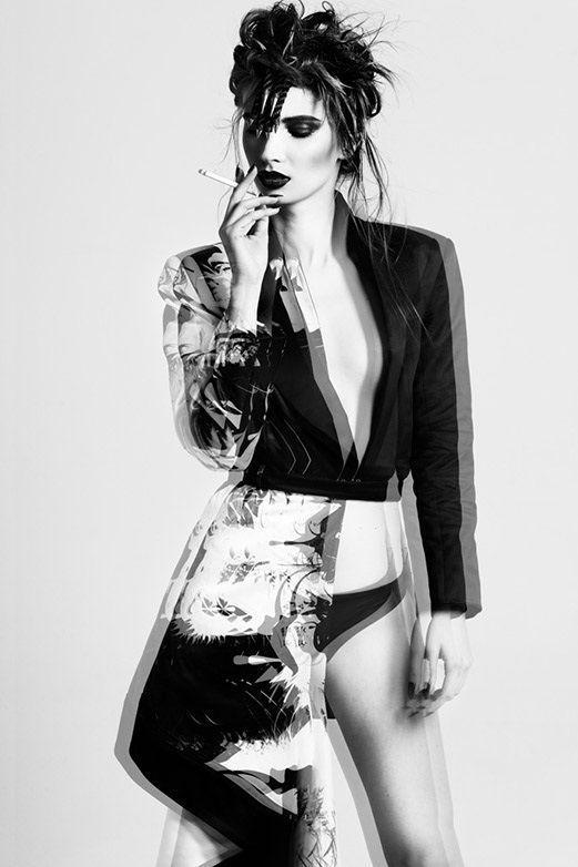 Kim West knickers - Style Noir Online.