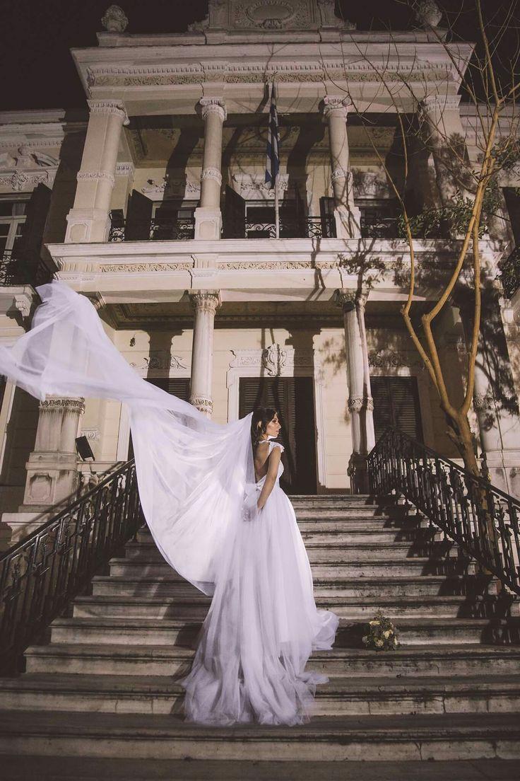 Romantic gorgeous wedding dress