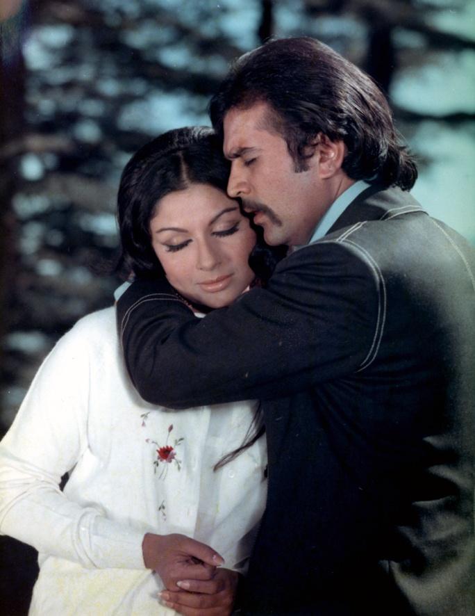 Sunil & Sonia (Daag)