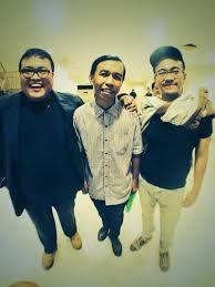 Sammy, Jokowi and Rindra