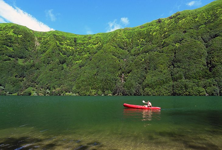 Watersports on the Azores