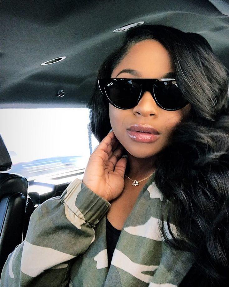 Reginae Carter Boo Thing Rapper YFN Lucci Claps Back At