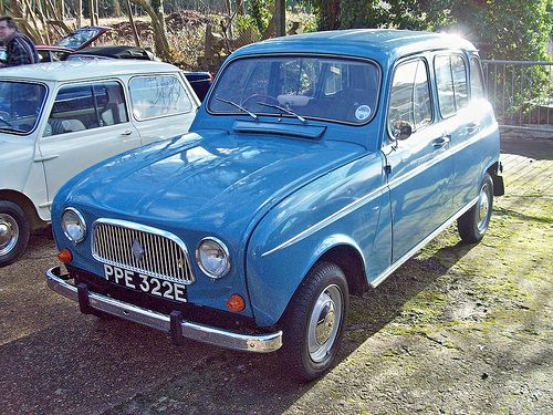 306 Renault 4 (1968) | Flickr - Photo Sharing!