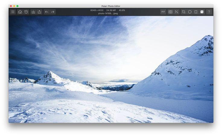 Polarr Photo Editor for Windows