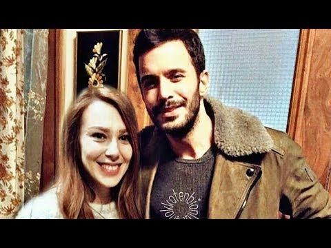 Elçin Sangu & Barış Arduç ❤️ My babies are so cute ❤️ after the series ❤...