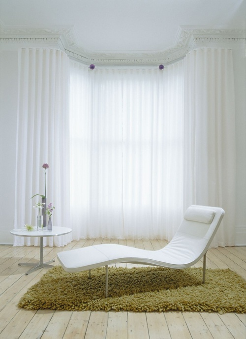 Silent Gliss' new range of curtain tracks, Metropole, is a seamless addition to any interior. The range of decorative curtain tracks come in four shapes and sizes, and are run on silicon aluminium channels which create a smooth motion ideal for any location, including for bay windows and other curved areas.    The Metropole range includes a series of curtain poles available in diameters of 23mm, 30mm, 36mm and 50mm. The poles are finished in a range of metal and wood effects and can be…