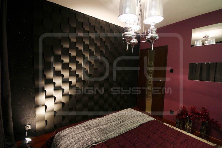 Twist - model 03. Click at the photo to get more information or to visit our website.  #LoftDesignSystem #loftsystem #Decorativepanels #Inspiration #Interior #Design #wallpanels #3Ddecorativepanels #3dpanels #3dwallpanels #house #home #homedesign #Decorations #homedecorations #meringue #bedroom #salon #livingroom