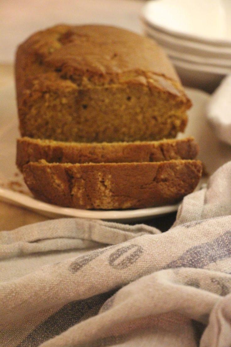 Gretchen S Pumpkin Bread Dessert Cake Recipes No Bake Truffles Levain Bakery