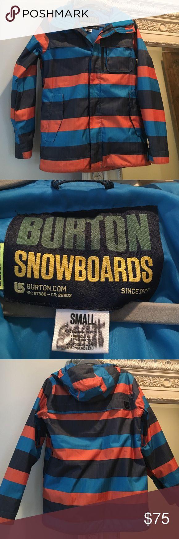 Men's lightweight Burton Ski Jacket Excellent condition. No rips, tears or signs of wear. Burton Jackets & Coats