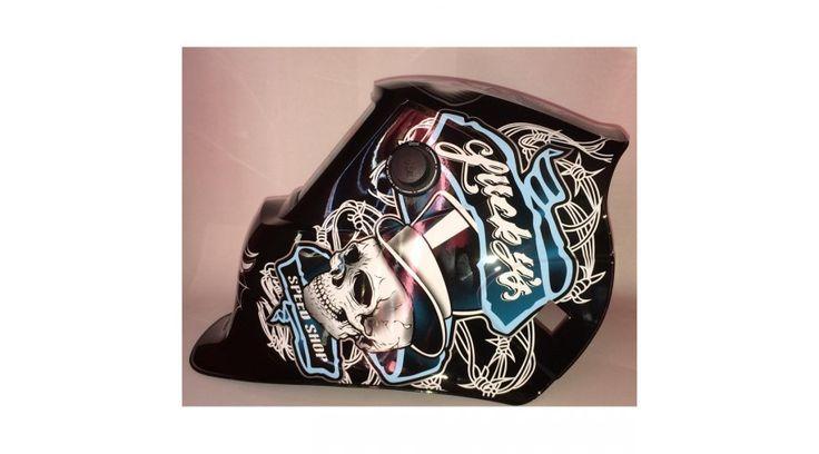 Fényre sötétedő hegesztőpajzsok többféle mintázattal!  http://www.munkavedelem-net.hu/automata-hegesztopajzsok-177