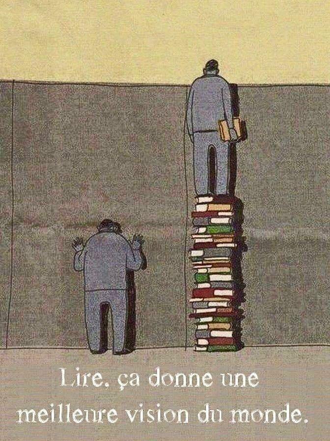 Le français et vous — Et vous, pourquoi lisez-vous ?