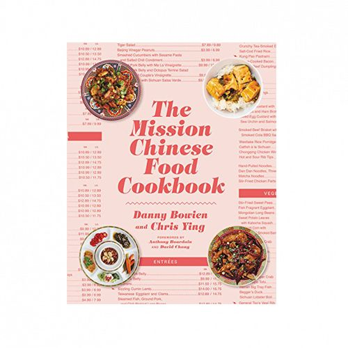 The Mission Chinese Food Cookbook, Found on Savvyhomeblog.com