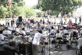 La Orquesta Primavera de Oaxaca promotora de la música popular