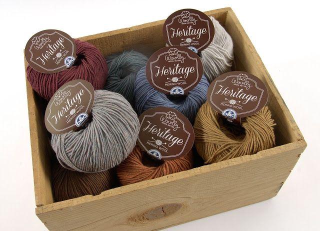 El blog de Dmc: Nuevo Woolly Heritage