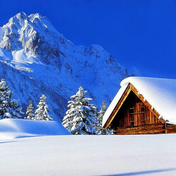 Pretty winter snow pictures