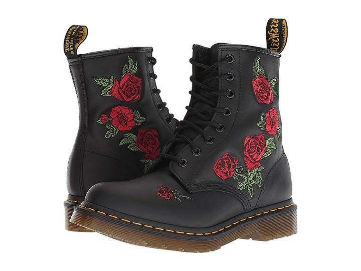 Dr. Martens 1460 Vonda   Black boots